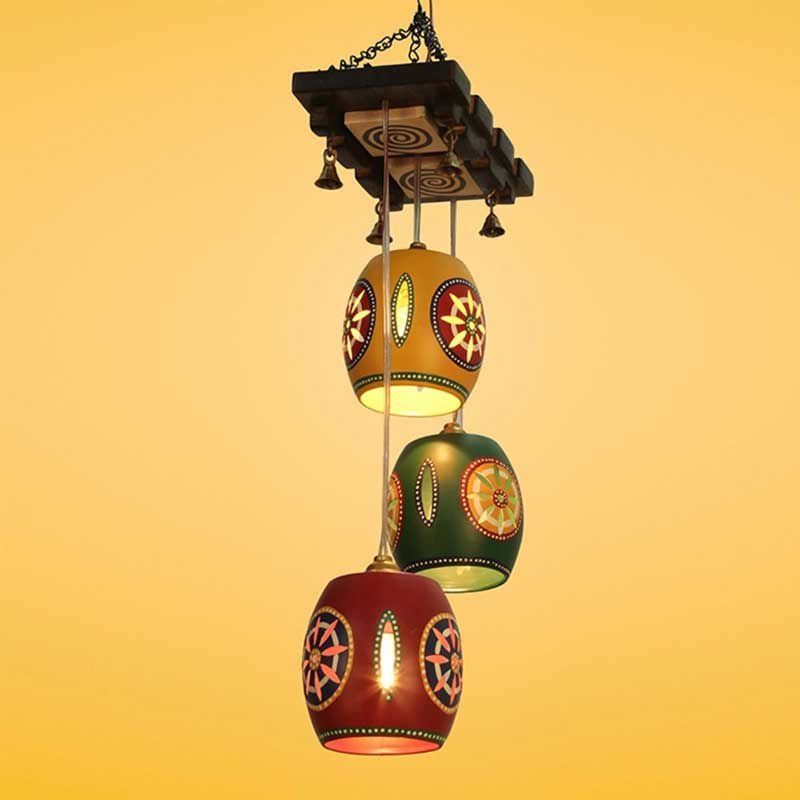 terracotta-handing-lamps-pendant-lights