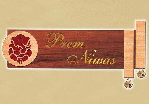 wooden-Nameplates-for-indian-home-decor